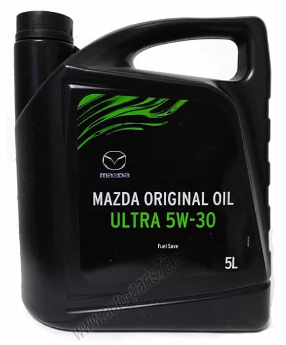 Масло моторное MAZDA  Original Oil Ultra 5W30 5л.