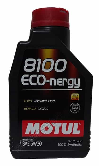 Масло моторное Motul 8100 Eco-nergy 5W30 1л